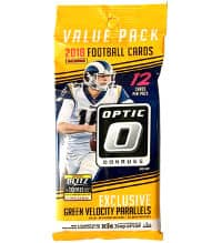 Panini 2018 Donruss Optic Football NFL Cards - Value Pack