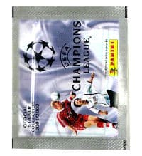 Panini Champions League 2001-2002 Tüte mit Stickern