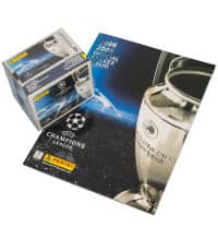 Panini Champions League 2008-2009 - Display + Album