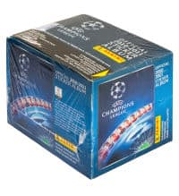 Panini Champions League 2010-2011 - Display blau