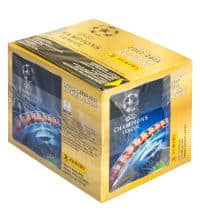 Panini Champions League 2010-2011 - Display gelb
