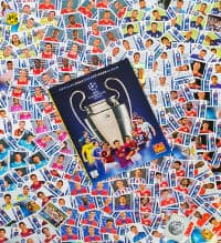 Panini Champions League 2011-2012 - alle Sticker + Album