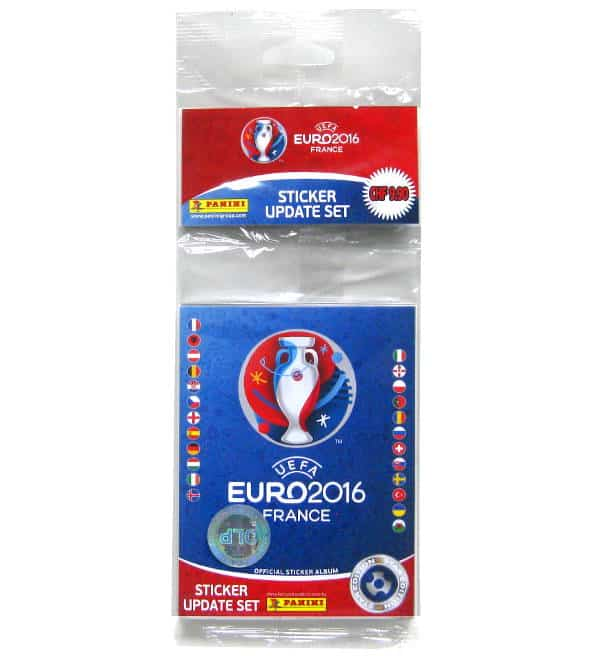 Panini EM 2016 Update Set Star Edition Schweiz - 84 Sticker