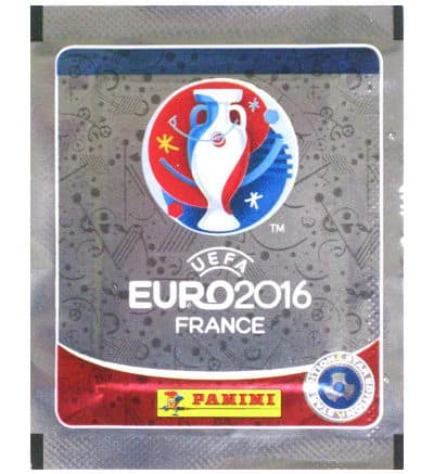 Panini EURO 2016 Sticker-Tüte Star Edition Schweiz