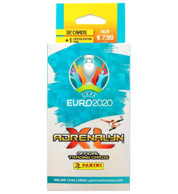 Panini EURO 2020 Adrenalyn XL Blister