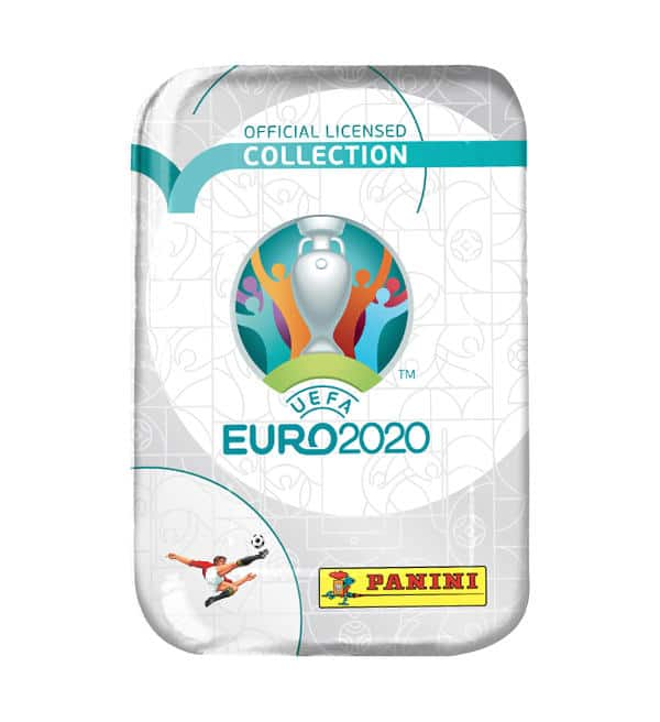 Panini EURO 2020 Adrenalyn XL Mini Tin