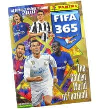 Panini FIFA 365 2018 Sticker Album