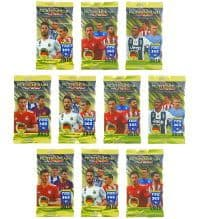 Panini FIFA 365 2019 Adrenalyn XL - 10 Booster