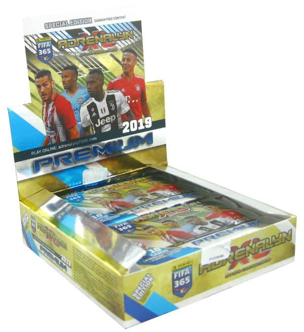 Panini FIFA 365 2019 Adrenalyn XL Premium Display