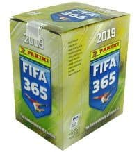 Panini FIFA 365 2019 Sticker Display mit 50 Tüten