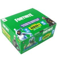 Panini Fortnite Trading Cards Serie 1 Display mit 24 Tüten
