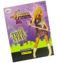 Panini Hannah Montana - True Star Sticker Album