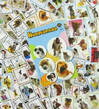 Panini Hundespass - Alle Sticker + Album