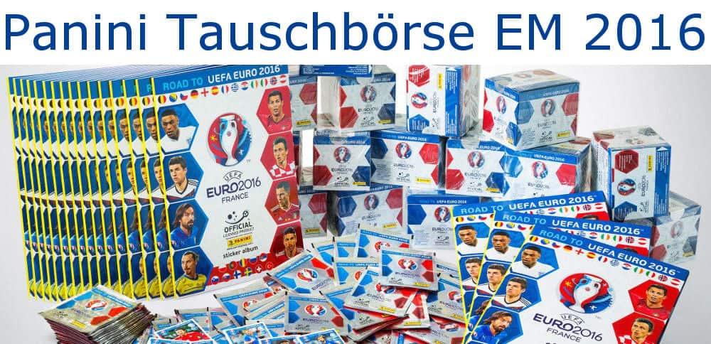 Panini Tauschbörse Köln