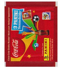 Panini WM 2010 Tüte - Coca Cola Promotion