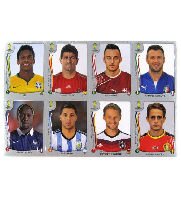 Panini WM Brasil 2014 Platinum Edition - Update Set 71 Sticker