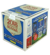 Panini WM 2018 - Display mit 50 Tüten Version 670