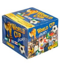 Panini World Cup Story Display - Box mit 50 Tüten