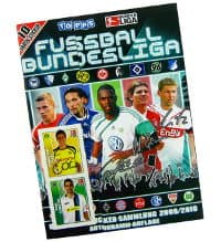 Topps Bundesliga Sticker 2009 / 2010 Album