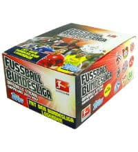 Topps Bundesliga Sticker 2011 / 2012 Display mit 50 Tüten