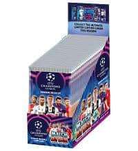 Topps Champions League Match Attax 2018 / 2019 Display