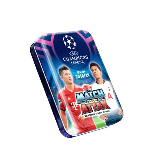 Topps CL Match Attax 2018 / 2019 Mini-Tin 1