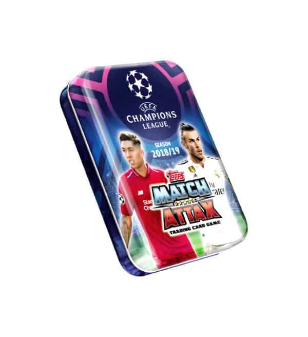 Topps CL Match Attax 2018 / 2019 Mini-Tin 2