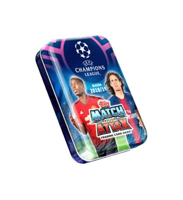 Topps CL Match Attax 2018 / 2019 Mini-Tin 3