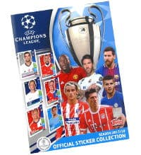 Topps Champions League Sticker 2017 / 2018 Album