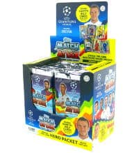Topps CL Match Attax 2017 / 2018 Nordic Edition Display