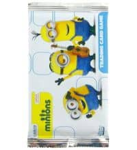 Topps Minions Trading Cards - Tüte