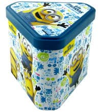 Topps Minions Trading Cards - Triangel Tin Bob