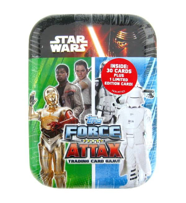 Topps Star Wars Force Attax Ep. 7 - Mini-Tin 1