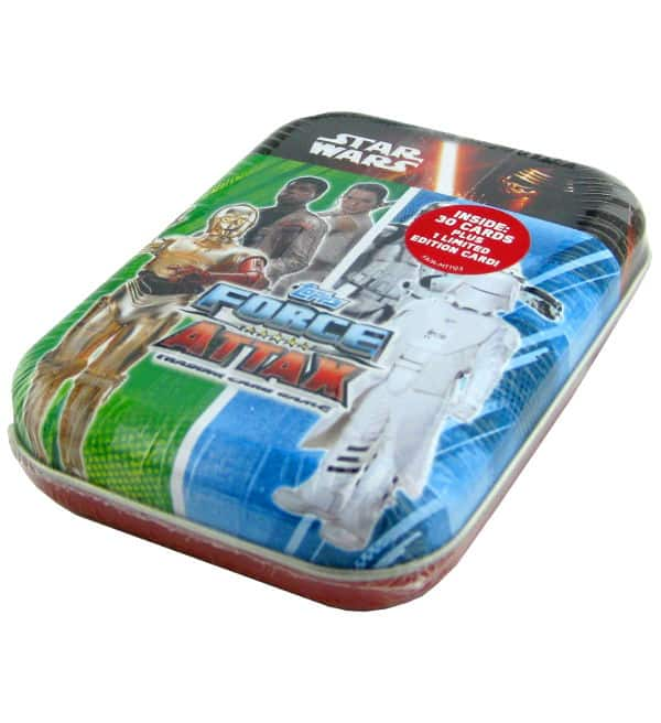 Topps Star Wars Force Attax Ep. 7 - Tin 1