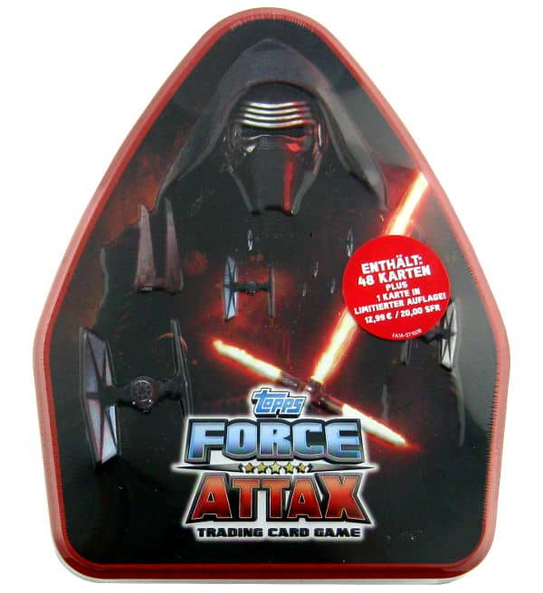 Topps Star Wars Force Attax Ep. 7 - XXL-Tin 1 Preis
